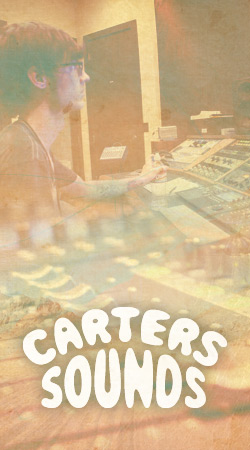 Carter Greeves - Audio Engineer